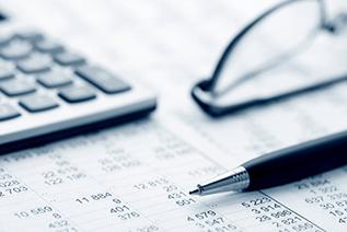 Bild: Steuerunterlagen